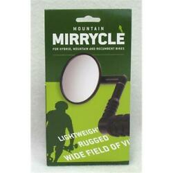 New Solutions AC040 Wheelchair Mounted Mirror 4 x 4 x 1 in.