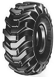 2 New Power King Industrial Loader L-2 - 23.5/-25 Tires 235025 23.5 1 25