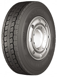 4 New Goodyear G572 1ad Fuel Max - 295/75r22.5 Tires 29575225 295 75 22.5