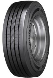 4 New Continental Hybrid Ht3 - 11/r22.5 Tires 11225 11 1 22.5