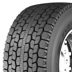 2 New Goodyear Fuel Max Ssd - 445/50r22.5 Tires 44550225 445 50 22.5