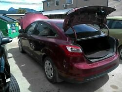 Engine Fits Ford Focus Gasoline 2.0l Without Turbo 2012 2013 2014