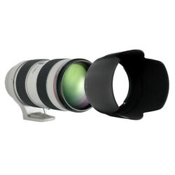 Canon Ef 70-200mm F2.8 L Is Usm Telephoto Zoom Lens 4 5dii 6d 7d / W