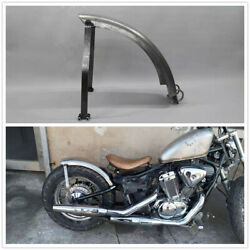 Motocycle Modified Steel Rear Fender Cover For Honda Shadow 400 600 Vlx 400 600