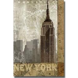 Artistic Home Gallery 2436690s Autumn In New York By Keith Mallett Premium St...