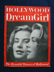 Hollywood Dreamgirl 1955 Issue With James Dean And Marilyn Monroe Photo Essays