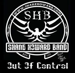 Shane Howard Band - Out Of Control New Cd