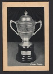 1934-44 Beehive Group I Photos 360a Calder Trophy Dated On Back
