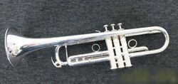 Yamha Ytr-8335r Trumpet Yellow Brass Bell Lacquer Finish With Hard Case Japan