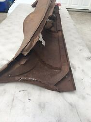 1955 Chevy Dash Board With Glove Box Door And Hinge Ash Tray