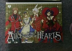 Alice In Country Of Hearts Omnibus Tp Vol 1 English Manga 9780316212694