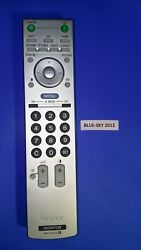 Genuine Sony Rm-fw002 Remote For Fwd50px3 Fwds47h1 Fwds42h1 Gxdl52h Gxdl65h1