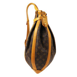 LOUIS VUITTON SEVEN DESIGNERS ROMEO GIGLI ONE SHOULDER BAG MONOGRAM A51716 $1,881.00