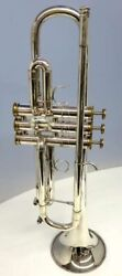 Getzen Renaissance 51052 Trumpet Maintained Vintage From Japan Very Rare Novelty