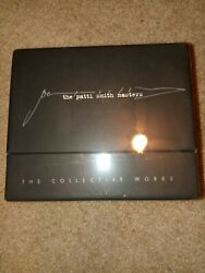 Patti Smith Masters The Collective Works 6cd Sealed Numbered Promo Box New