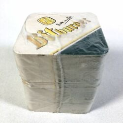 70 Lot Of Bitburger Beer Brewery Drink Coasters New Sealed Rare Germany