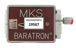 Mks Instruments 690a01trc Baratron Absolute Capacitance Manometer 690a Working