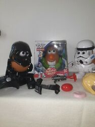 Mr. Potato Head Toy Story 3 Figures