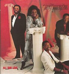Gladys Knight And Pips - All Our Love 1987 - Gladys Knight And Pips Cd Kqvg The