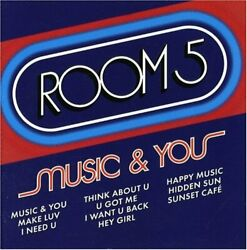 Room 5 Music and You Room 5 CD GTVG The Fast Free Shipping