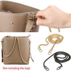 Replacement Purse Chain Strap Handle Shoulder For Crossbody Handbag Bag Metal US $6.88