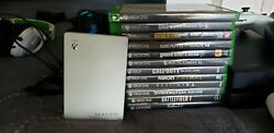 Xbox One Console Games Bundle