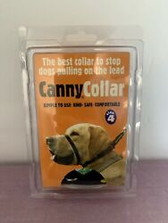 Canny collar Dog Harness Collar Lead Adjustable Non Pull Vest Puppy EasyWalk