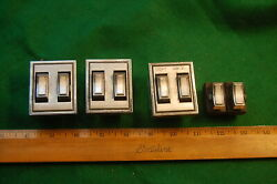 1968 1969 Lincoln Window Switch Lot For Rebuild Restoration