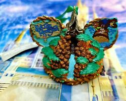 Disney Parks Splash Mountain Mickey Mouse Ear Hat Ornament New In Hand