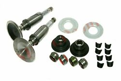 Royal Enfield 500cc Motorcycle Cylinder Engine Head Valve Complete Kit