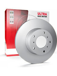 2 X Protex Ultra Brake Rotor For Nissan Dualis J10 Dr12634