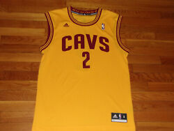 ADIDAS CLEVELAND CAVALIERS KYRIE IRVING BASKETBALL JERSEY MENS MEDIUM EXCELLENT $8.50