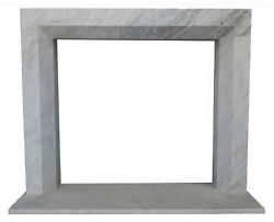 Contemporary Marble Fireplace Mantel Simple And Clean Design Sku 9999