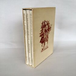 Jim Harrison Legends Of The Fall 1st Edition 1st Printing Signed X3 Limited Ed.