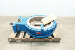 Atwood And Morrill Steel Flanged Butterfly Valve 24in 150