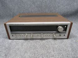 Vintage Pioneer Am/fm Stereo Receiver Sx-636 120v 140w 60hz Tested Working
