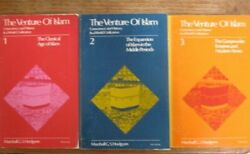 The Venture Of Islam By Marshall G.s. Hodgson 3 Paperback Volumes 1974