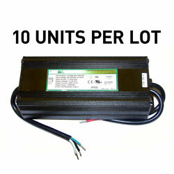 [lot Of 10] New Eptronics 100w Led Drivers Constant Current 1050ma 0-10v Dimming