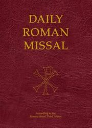 Daily Roman Missal, Like New Used, Free Pandp In The Uk