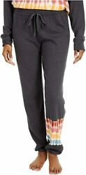 PJ Salvage Women's Groovy Kind of Love Banded Pant
