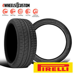 2 X New Pirelli Scorpion Zero Asimmetrico 265/35zr22 102w Xl Tires