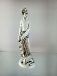 Lladro Don Quixote 12 Perfect The Sword Is Ready. Ships By Fastest Horse