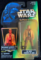 Super Rare Kenner Star Wars Potf Ceremonial Outfit Collection 2 Variant Moc