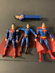 Superman Returns And Others In Figure Lot