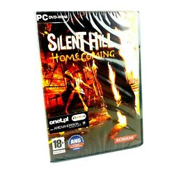 Brand New Sealed Silent Hill Homecoming Sh Pc Very Rare Edition Pl / Eng