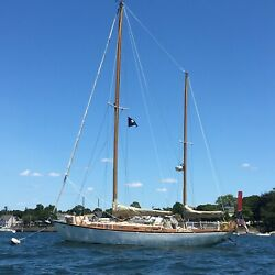Choey Lee 47 offshore sailing yacht full refit 2013 new engine yanmar 54hp