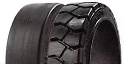 1 New Samson Advance Solid Press-on-band Traction - 21x7-15 Tires 21715 21 7