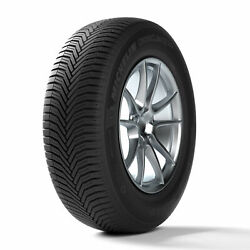 4 New Michelin Cross Climate Suv - 255/55r18 Tires 2555518 255 55 18
