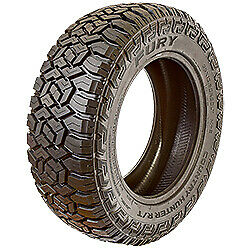 4 New Fury Country Hunter R/t - Lt37x13.50r17 Tires 37135017 37 13.50 17
