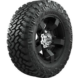4 New Nitto Trail Grappler M/t - Lt33x12.50r20 Tires 33125020 33 12.50 20